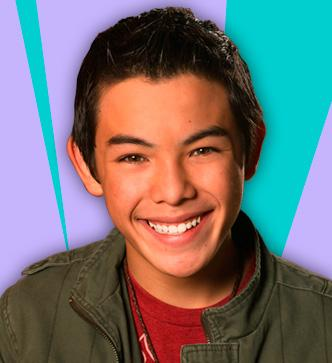 Mike Picture - Supah Ninjas