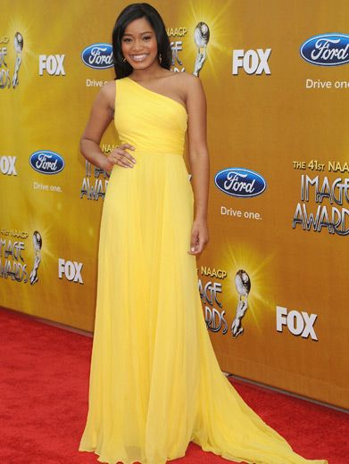 Princess Keke|Keke calls her NAACP Image Awards dress