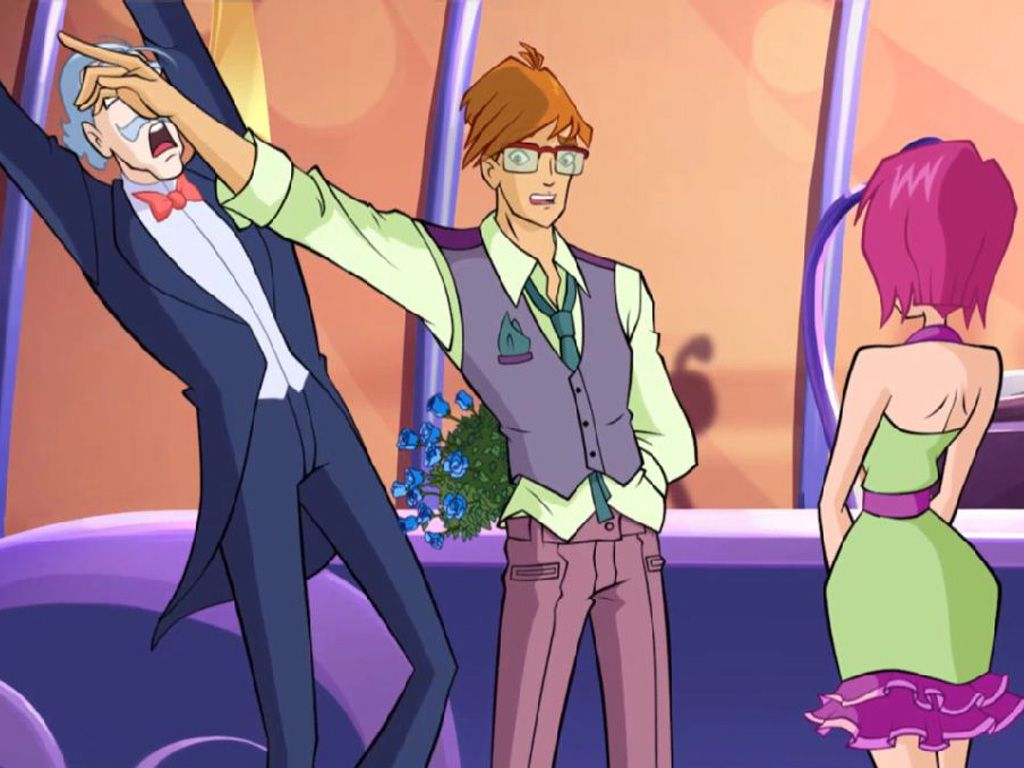 Winx club dating games