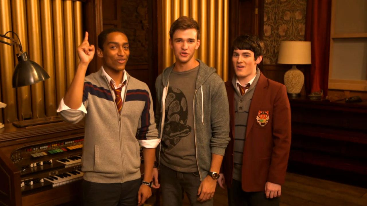 House of Anubis -