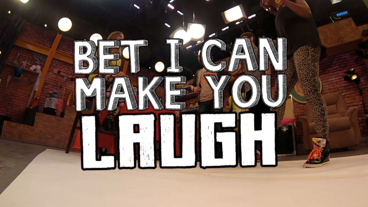 Bet I Can Make You Laugh video
