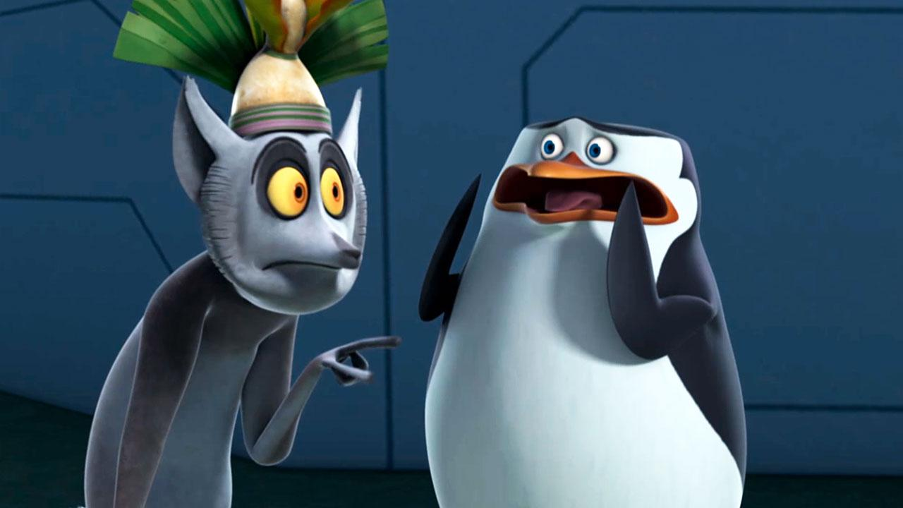 The Penguins of Madagascar -