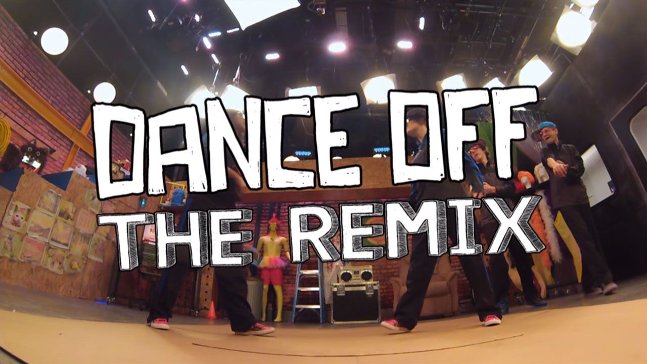 Dance Off The Remix video
