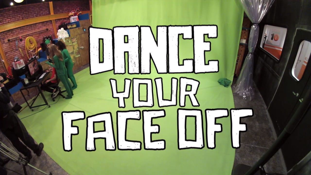 Dance Your Face Off video