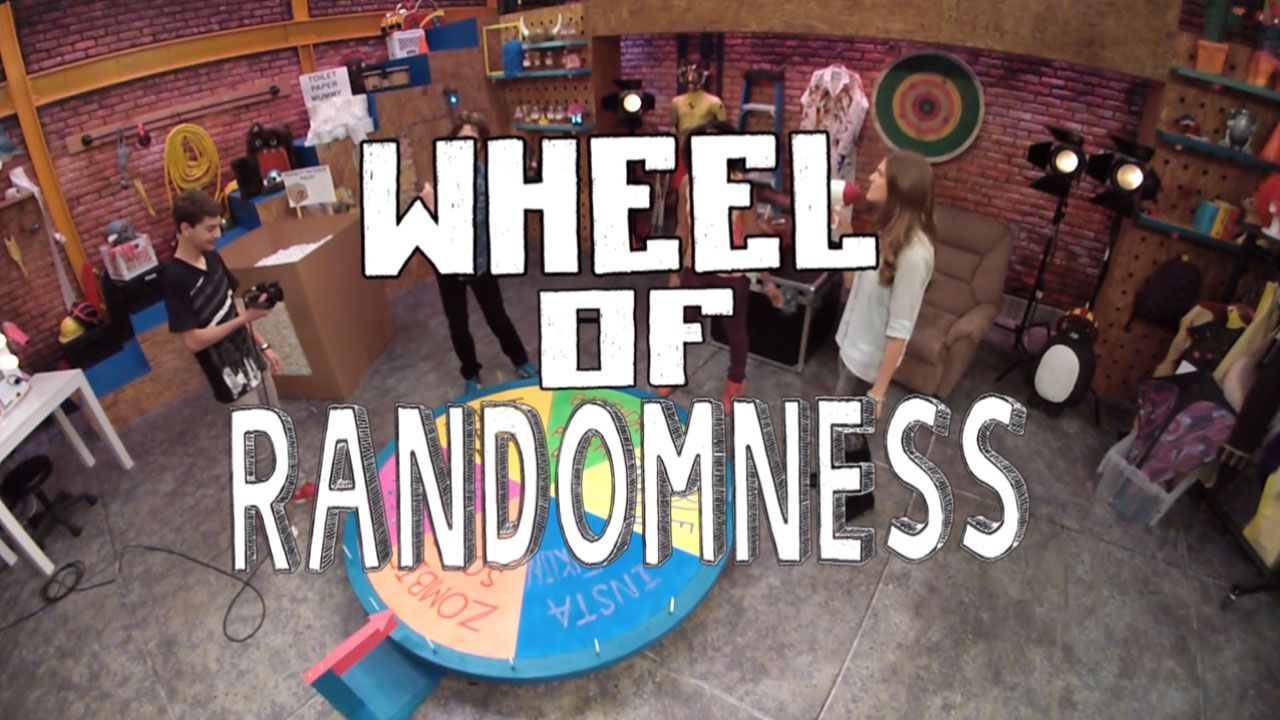 Wheel of Randomness Pt. 2 video