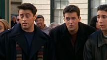 "Friends: ""The One After the SuperBowl: A Weem-o-way!"" video"