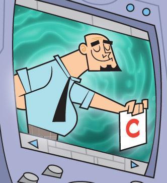 Danny Phantom Cartoon Characters