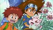 Digimon Adventures: Flipbook picture