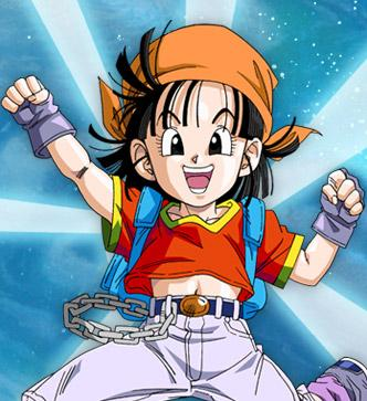 Pan Picture - Dragon Ball GT