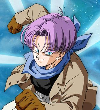 Trunks Picture - Dragon Ball GT