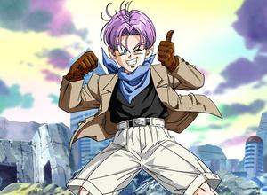 Trunks, Dragon Ball GT