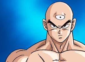 Tien picture, Dragon Ball Z Kai