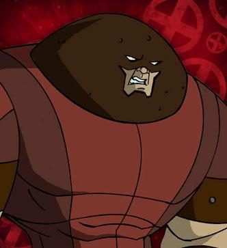 Juggernaut Picture - Wolverine and the X-Men