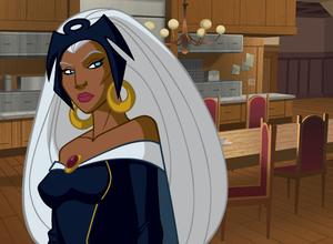 Ororo Munroe - Storm picture, Wolverine and the X-Men