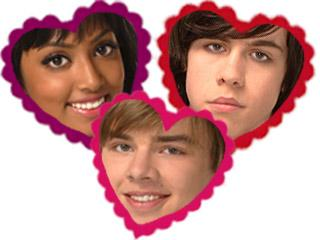 Who's Your Degrassi Valentine?