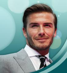 David Beckham: 2011 HALO Awards Celebrity Guest Picture - The HALO Awards 2012