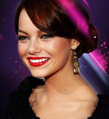 Emma Stone: 2012 HALO Awards Celebrity Guest Picture - The HALO Awards 2012